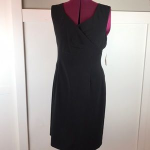 TAHARI NWT ARTHUR S LEVINE Sleeveless dress 12